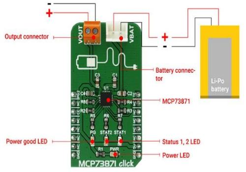 聚合物锂离子电池充电系统负载均衡的设计