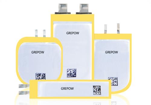 高倍率锂电芯的放电性能