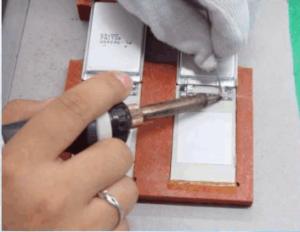 锂电池 焊接