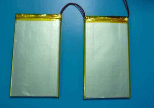 三元聚合物锂电池使用方法