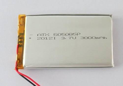 什么是锂聚合物电池?
