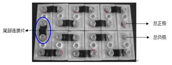 锂电池组的连接