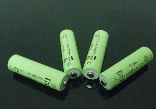 镍氢电池充电方法