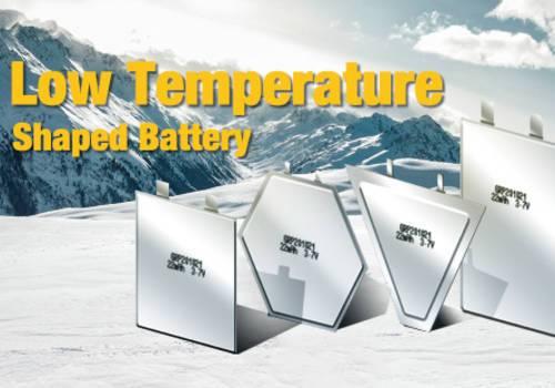 格瑞普低温异形电池特点及应用领域