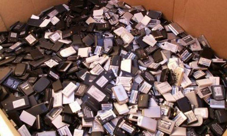 锂电池回收处理