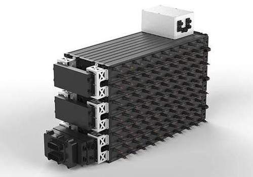 模块化电池应用领域