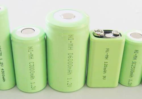镍氢电池型号介绍