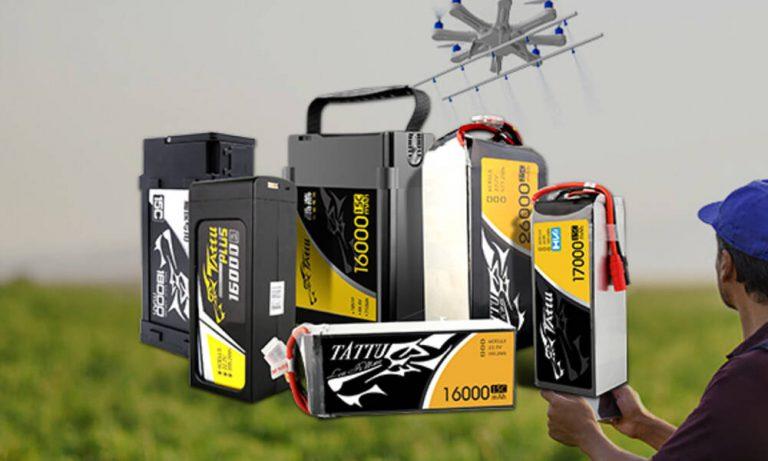 高压无人机电池有哪些优势?