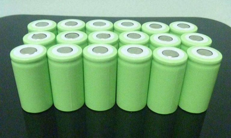 镍氢电池原理及其优点