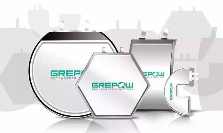 格瑞普超薄锂电池介绍