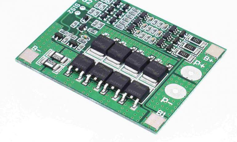 锂电池保护板的构成及作用