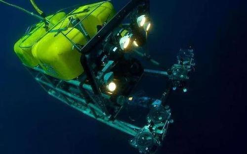 水下打捞机器人(ROV)