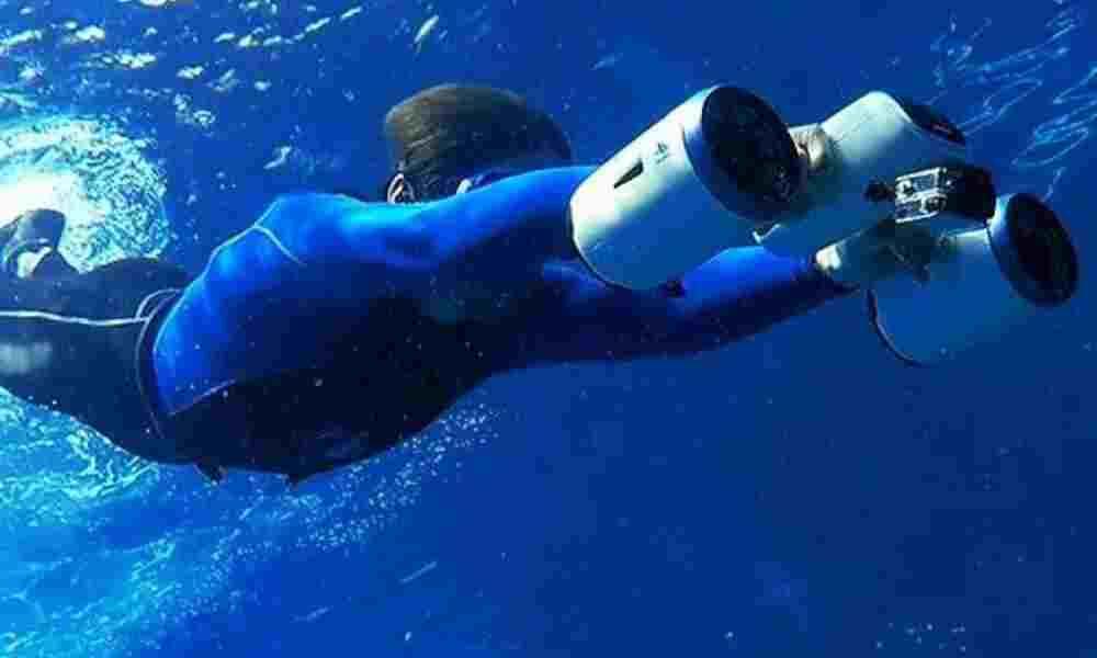 水下推进器有什么功能?使用什么作为动力?