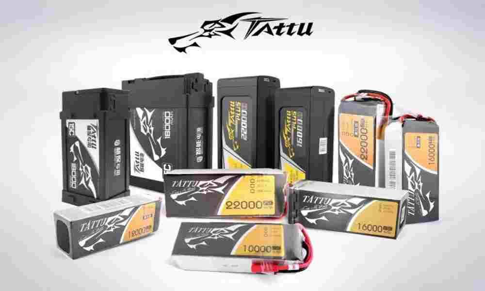 TATTU R-line电池介绍