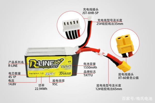 fpv电池