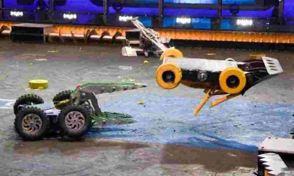 格斗机器人电池