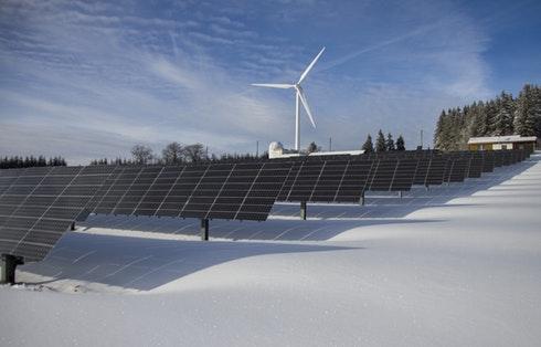 太阳能和风能储存模块化电池定制