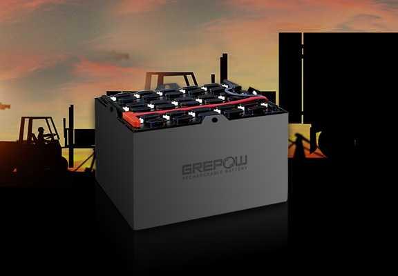 叉车磷酸铁锂电池厂家