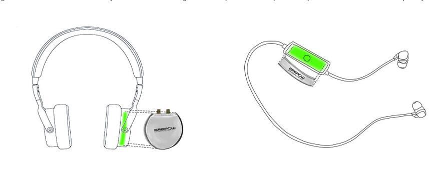 蓝牙耳机概念图