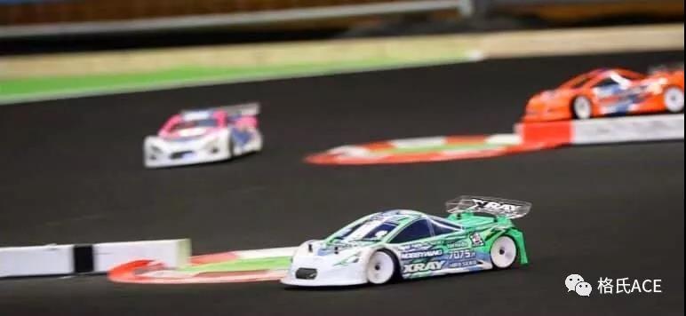 比赛模型车