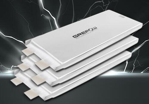 高压锂聚合物电池电芯
