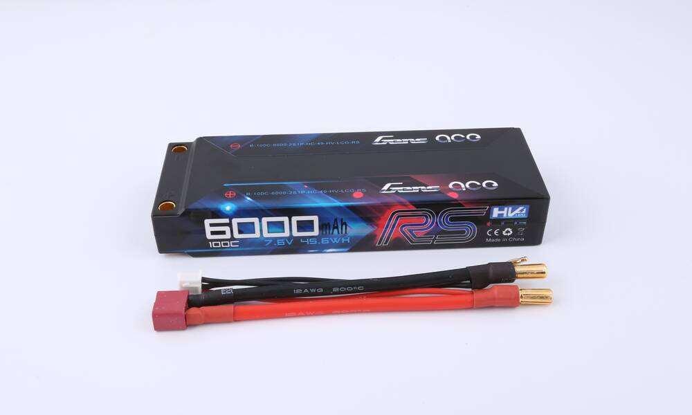 高倍率低重心车模电池