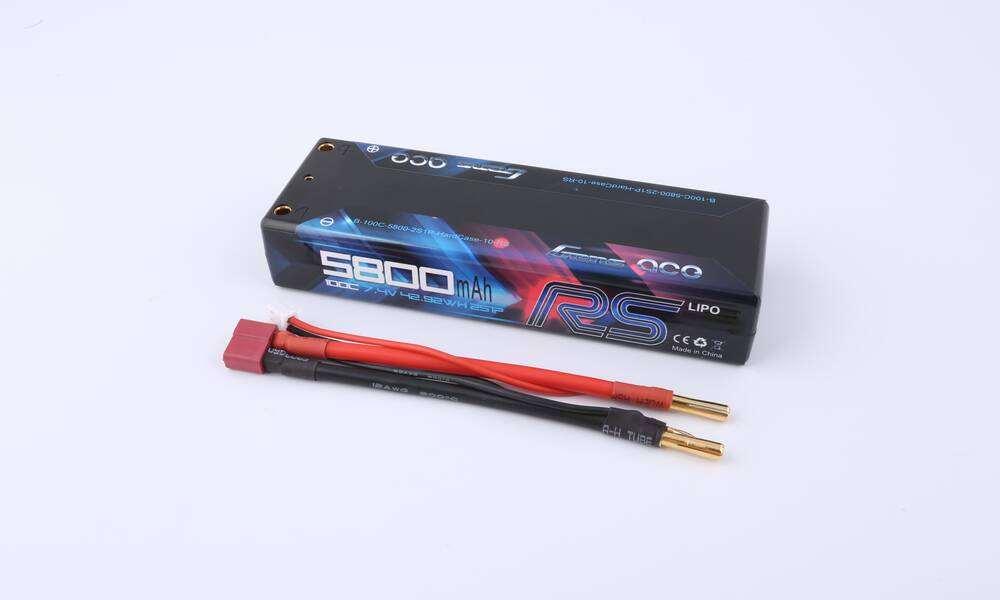 格氏ACE 7.4V高倍率车模电池(RS)