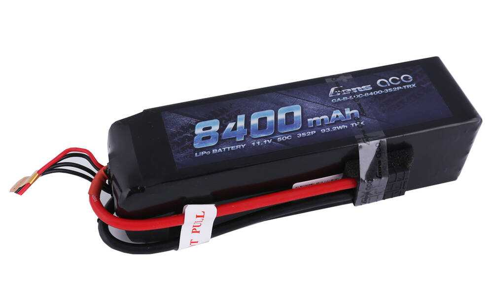 GENSACE 50C-11.1V-3S2P车模电池