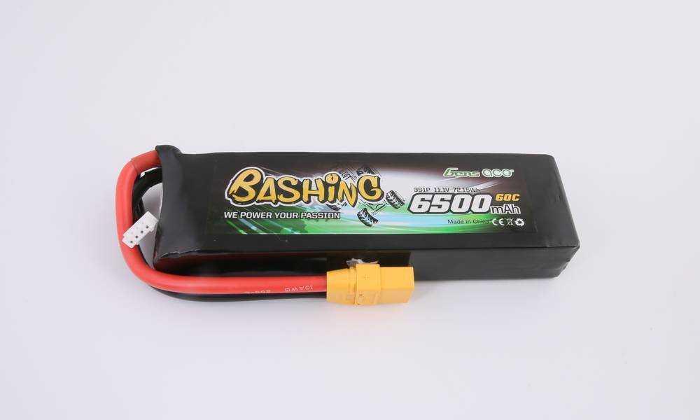 GENSACE BASHING 60C-11.1V-3S1P RC赛车电池