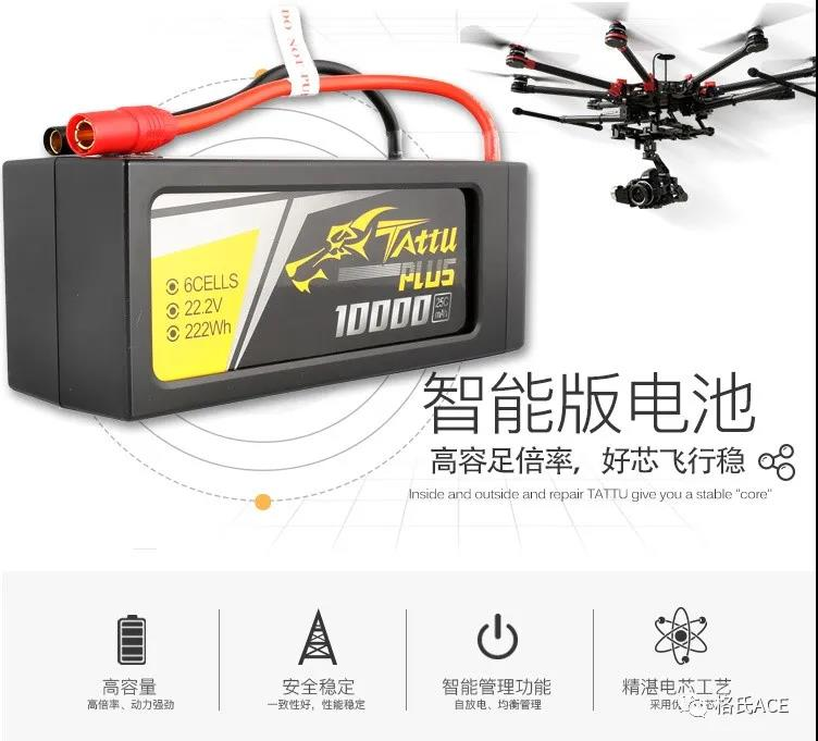 格氏Tattu PLUS 1.0电池