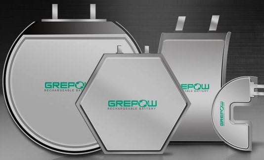 格瑞普锂聚合物电池