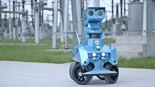 巡线机器人