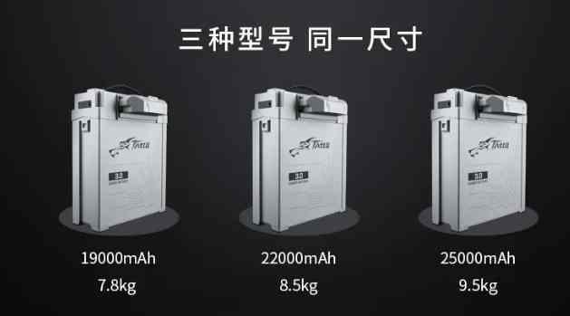 格氏TATTU智能电池3.0型号