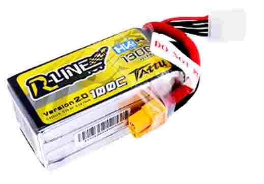 TATTU R-line2.0 fpv无人机电池