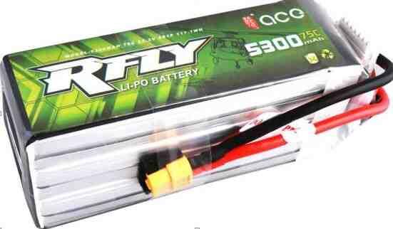 rfly直升机电池