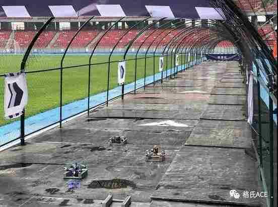 2020中国山西无人机竞速职业联赛现场