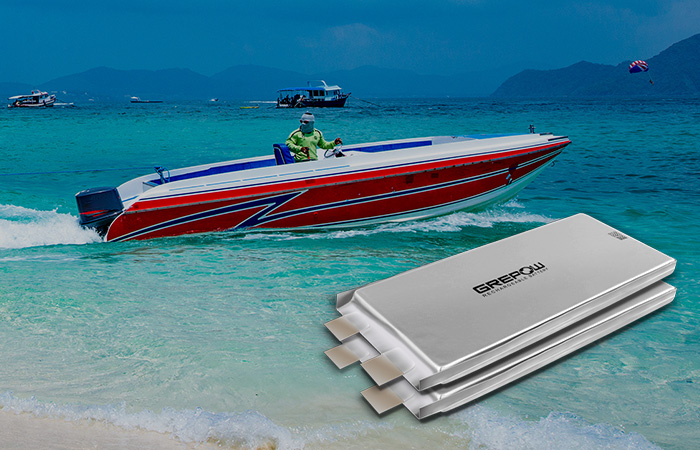 电动船锂电池