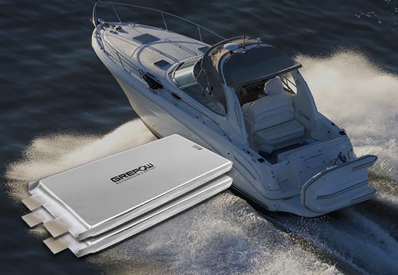 电动船锂铁电池