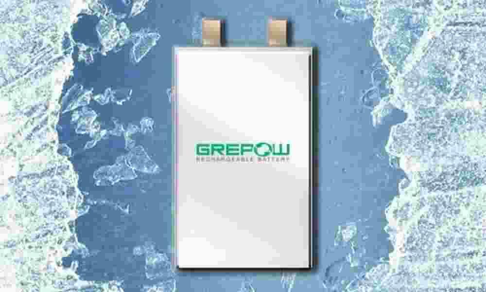 低温电池电芯