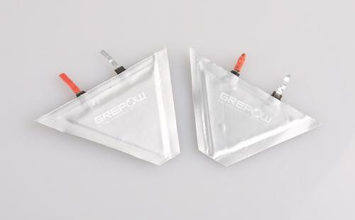 格瑞普三角形锂电池