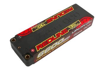 Redline系列电池侧面图