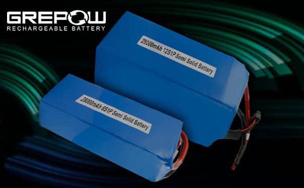 格瑞普半固态电池