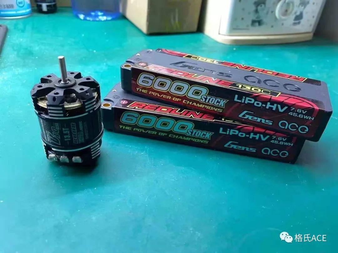 模型车电池