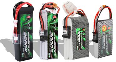 航模信号电池
