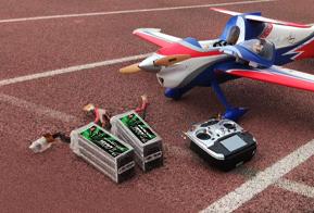 固定翼飞机电池