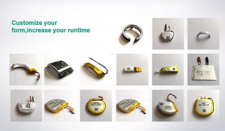 怎么样为可穿戴设备找到可靠的电池解决方案供应商?