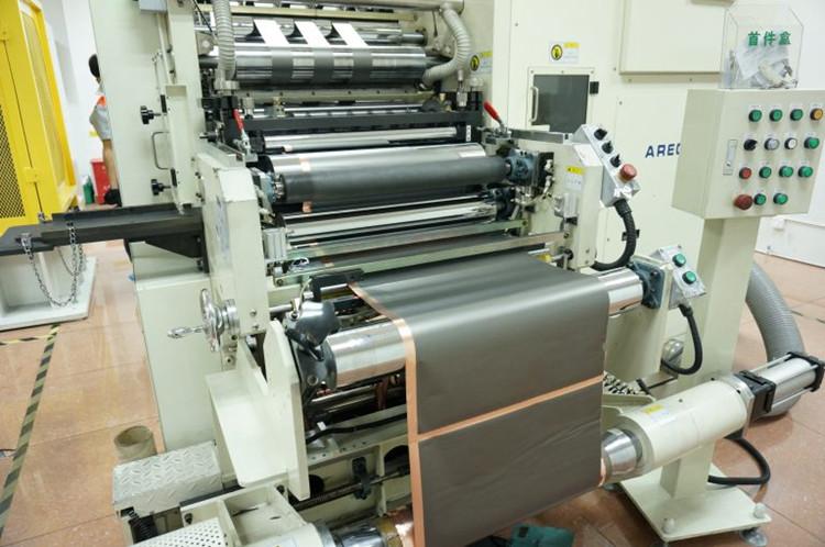 锂聚合物电池生产