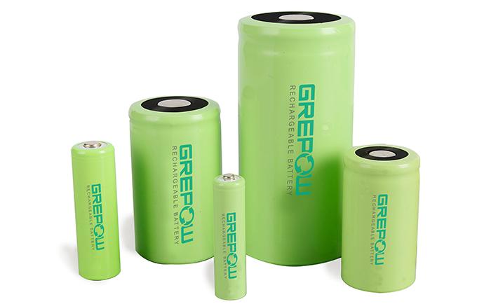 镍氢电池规格型号有哪些?