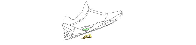 智能鞋锂电池