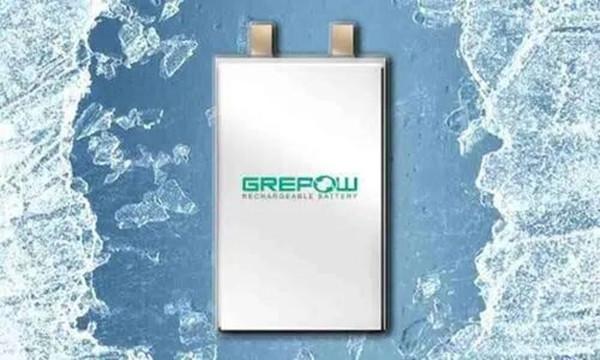 格瑞普低温锂电池